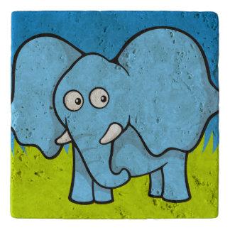 青い象の漫画 トリベット