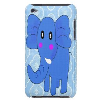 青い象 Case-Mate iPod TOUCH ケース