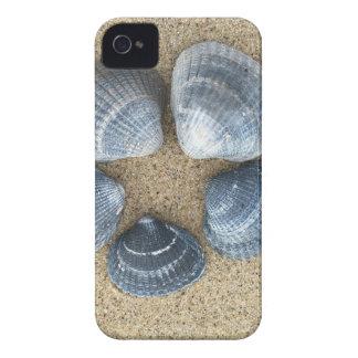 青い貝 Case-Mate iPhone 4 ケース