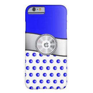 青い輝き BARELY THERE iPhone 6 ケース