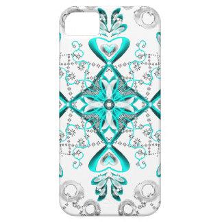 青い輝き iPhone SE/5/5s ケース