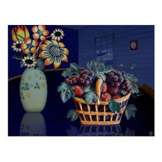 「青い部屋#3' ポストカード