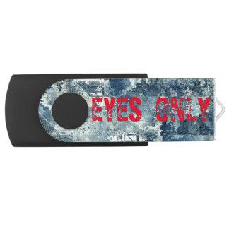 青い都市カムフラージュの軍隊海軍USBのフラッシュドライブ USBフラッシュドライブ