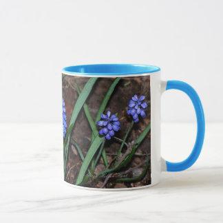 青い鐘 マグカップ