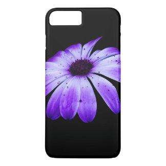 青い開花 iPhone 8 PLUS/7 PLUSケース
