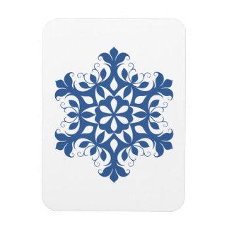 青い雪片の報酬の磁石 マグネット