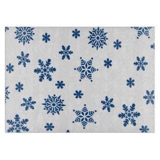 青い雪片 カッティングボード