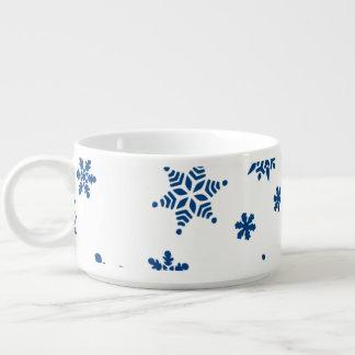 青い雪片 チリボウル