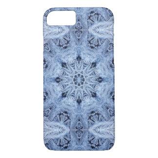 青い雪片 iPhone 8/7ケース