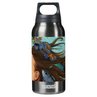 青い魚 断熱ウォーターボトル