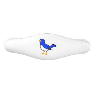青い鳥 セラミック引き出し取っ手