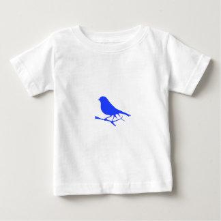 青い鳥 ベビーTシャツ