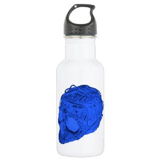 青い1つ ウォーターボトル