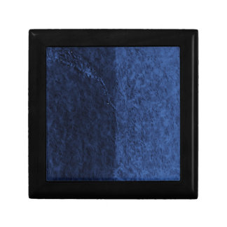 青い ギフトボックス