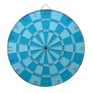 青い ダーツボード