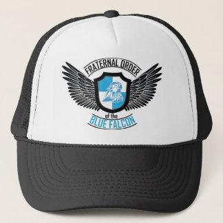 青い《鳥》ハヤブサの友愛会、青い《鳥》ハヤブサ キャップ