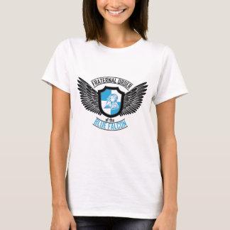 青い《鳥》ハヤブサの友愛会、青い《鳥》ハヤブサ Tシャツ