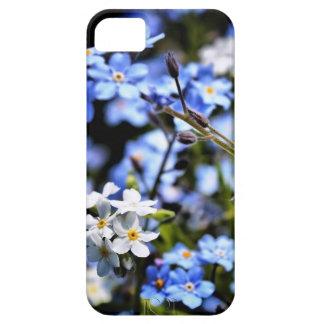 青い iPhone SE/5/5s ケース