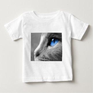 青いeye.jpg ベビーTシャツ