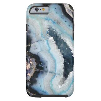 青いgeode iPhone 6 タフケース