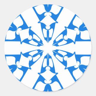 青いGrafix 601S ラウンドシール