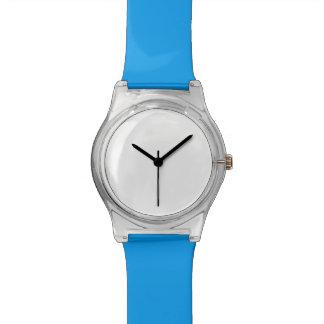 青いMay28thの腕時計 腕時計