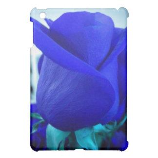 青いRoseBud2 iPadの箱 iPad Mini カバー