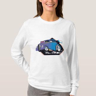 青いWillys Tシャツ