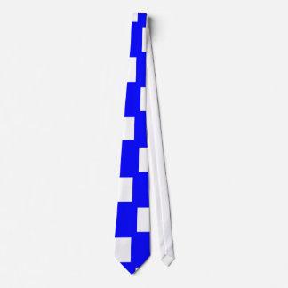 青および白いチェッカーボードの側面 オリジナルタイ
