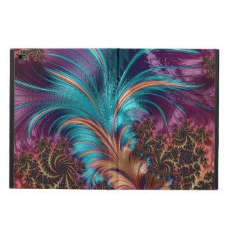 青および紫色の装飾的なIpadの空気2箱 Powis iPad Air 2 ケース