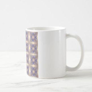 青および青銅 コーヒーマグカップ