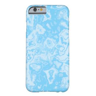 青か白オイル BARELY THERE iPhone 6 ケース