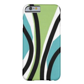 青か緑風味がよい波 BARELY THERE iPhone 6 ケース