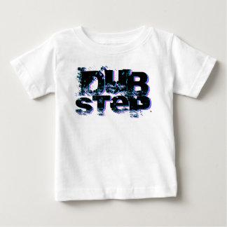 青く、ピンクDubstep ベビーTシャツ