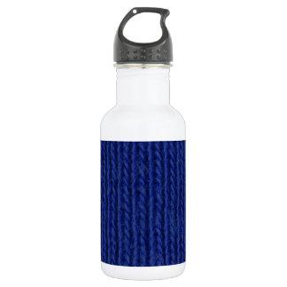 青によって編まれる綿の終わり ウォーターボトル