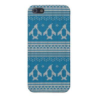 青によって編まれる背景 iPhone 5 COVER