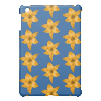 青のオニユリPern iPad Mini Case