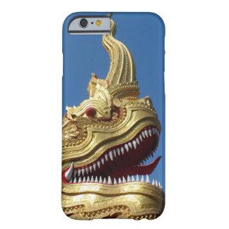 青のナガ族の頭部 BARELY THERE iPhone 6 ケース