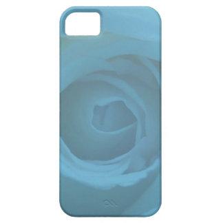 青のバラ iPhone SE/5/5s ケース