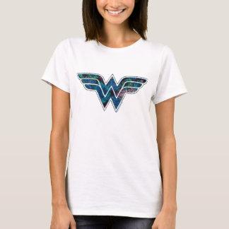 青のバラWW Tシャツ