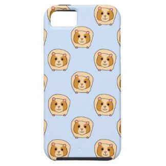 青のモルモット iPhone SE/5/5s ケース