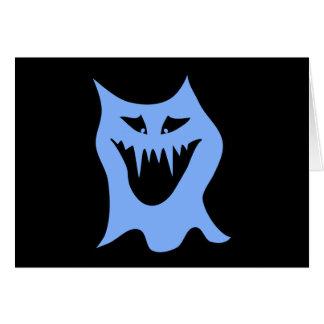 青のモンスターの漫画 カード