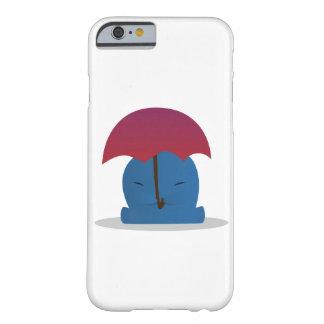 青の傘 BARELY THERE iPhone 6 ケース