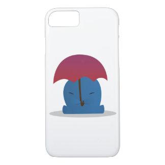 青の傘 iPhone 8/7ケース