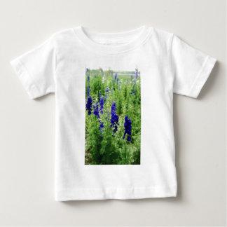 青の分野 ベビーTシャツ