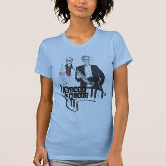 青の家の角 Tシャツ