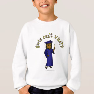 青の暗闇の卒業生 スウェットシャツ
