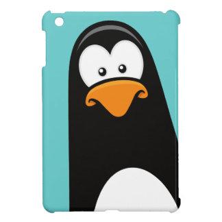 青の沈痛なペンギン iPad MINI CASE