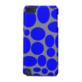 青の点のIPodのtouchの場合 iPod Touch 5G ケース