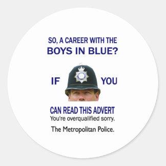 青の男の子とのそうキャリアか。 ラウンドシール